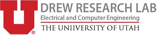 The Drew Research Lab Logo